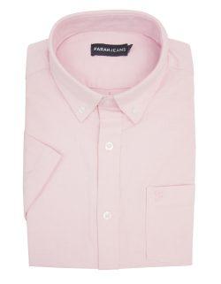 Men's pink shirt