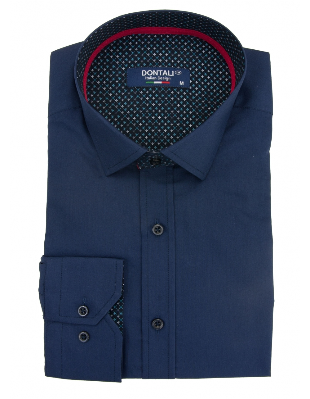 Dontali slim fit shirt