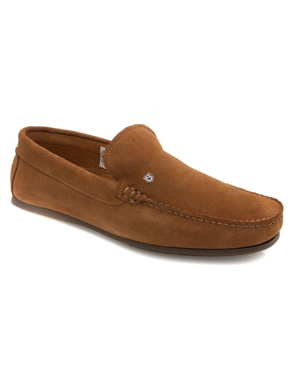 Dubarry Camel Deck Shoes