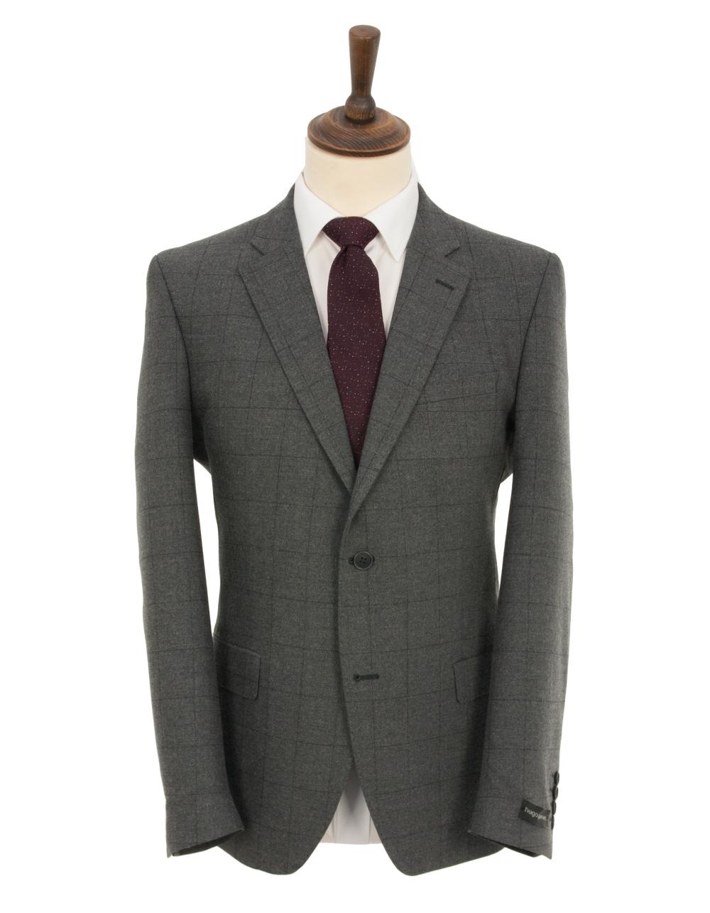 Hugo James Grey Suit