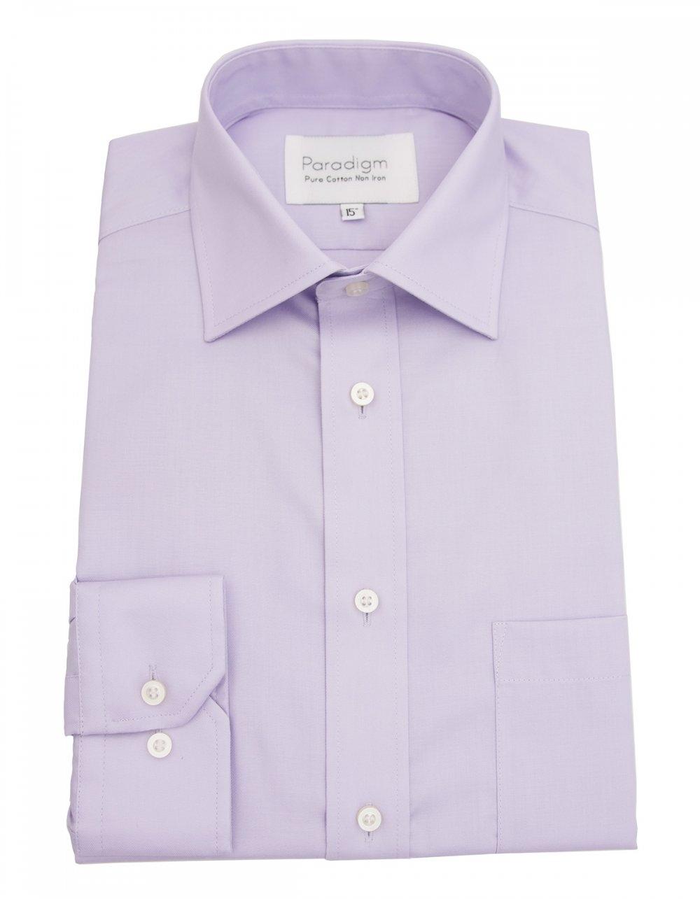 Paradigm Lilac Shirt