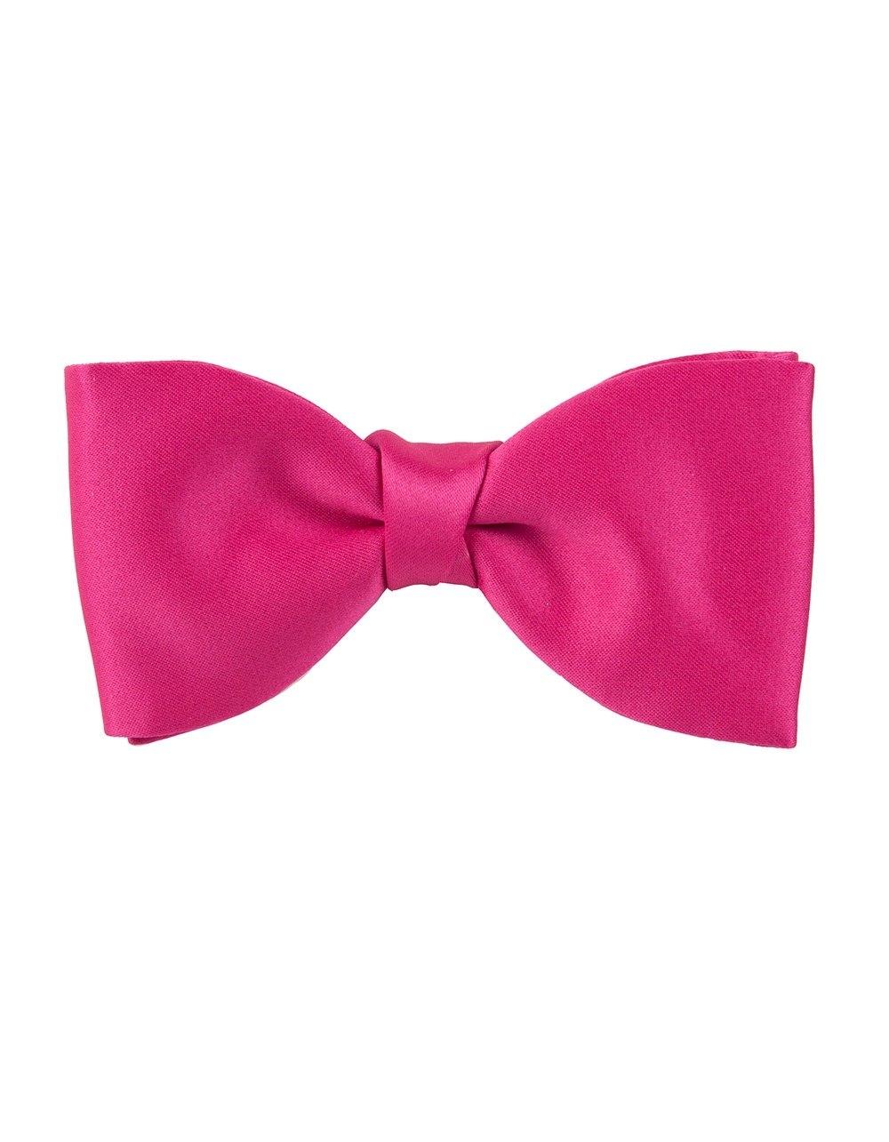 Van Buck Cerise Bow Tie