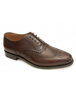 202 Brown Polished Brogues