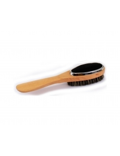 3 in 1 Clothes Brush - Light Wood