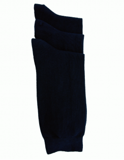 3 Pack Cotton Rich Socks - Navy