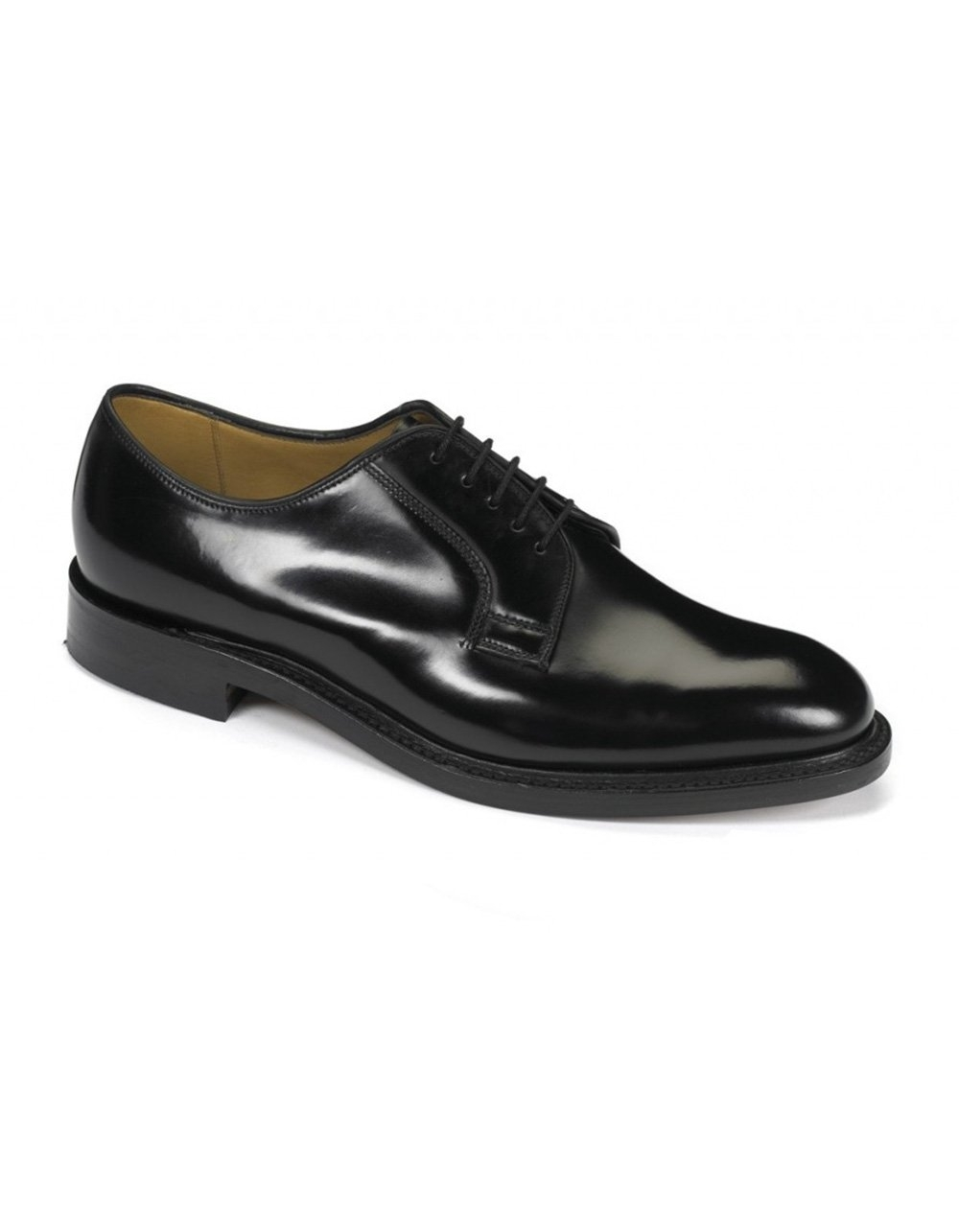 Black Derby Shoes Timberland