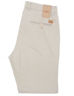 Alex Pima Cotton Chino - Beige