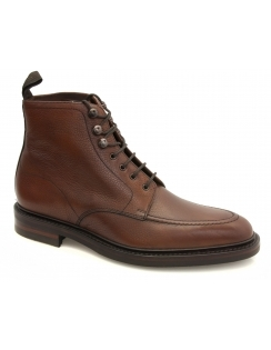 Anglesey Grain Leather Boot - Oxblood