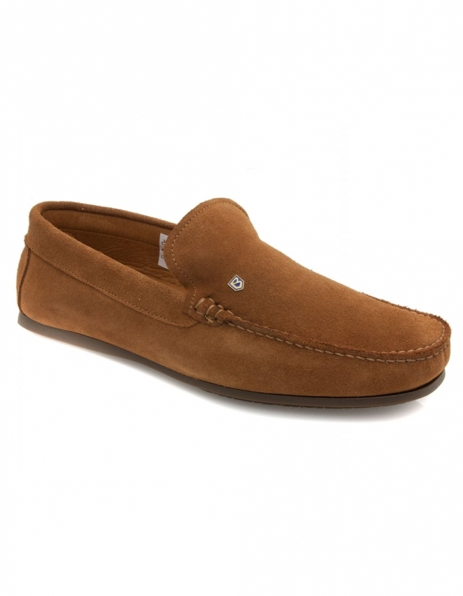 Dubarry Azores Deck Shoe - Camel