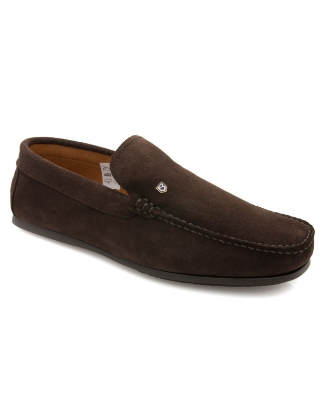 Dubarry Azores Deck Shoe - Cigar