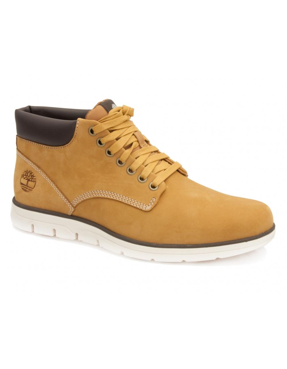d0983b474b5 Timberland Bradstreet Chukka Boot - Wheat