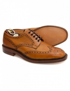 Chester - Tan Burnished Calf