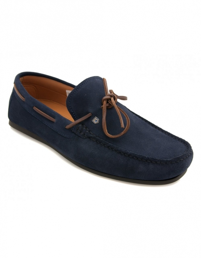 Dubarry Corsica Deck Shoe - French Navy