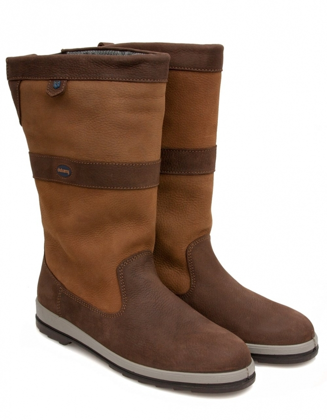 Dubarry Ultima GORE-TEX® Yachting Boot - Donkey Brown