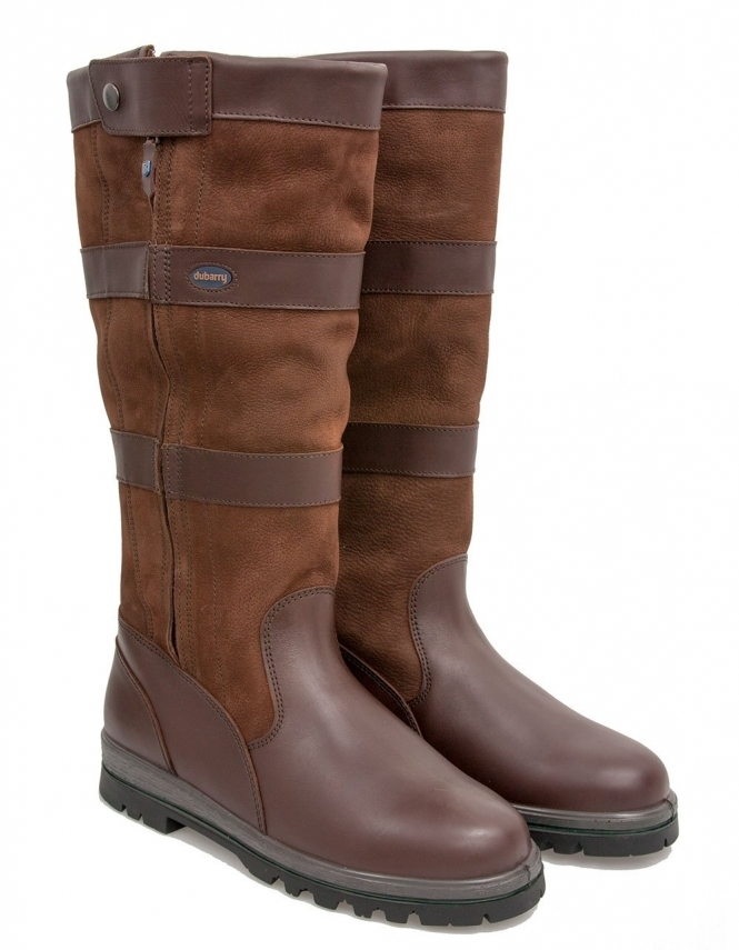 Dubarry Wexford GORE-TEX® Country Boot - Walnut