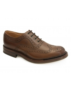 Edward Premium Country Brogue - Brown