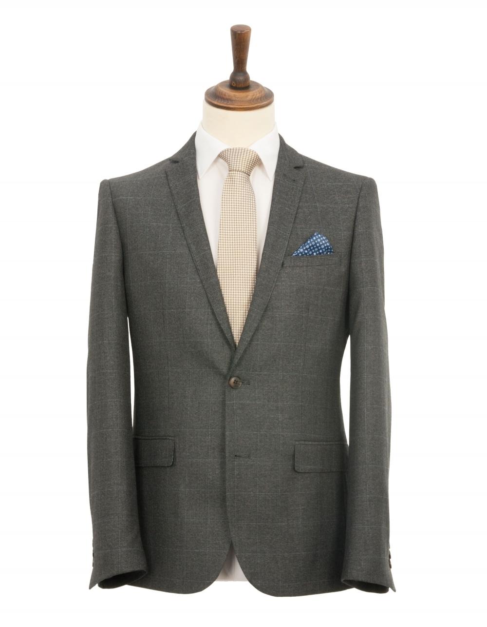 Harry brown black label jacket