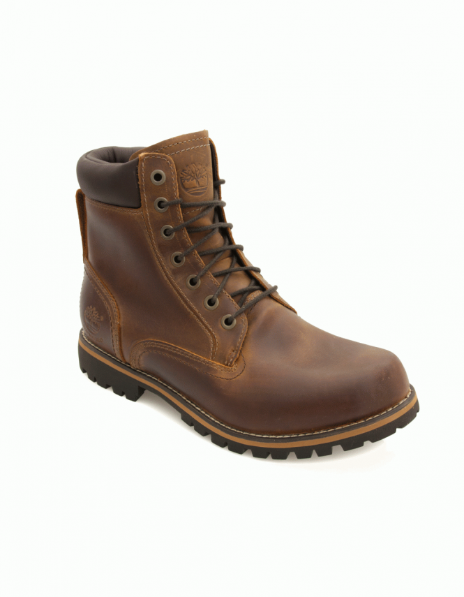 Heritage Timberland Waterproof Boot Inch Premium Classic Brown 6 jLSAq5Rc34