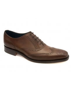 Johnny Wingtip Brogue - Brown