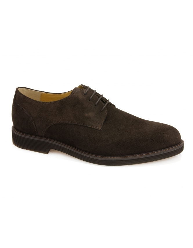 Steptronic Kingston Suede Derby - Brown