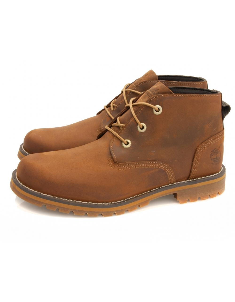 393300cbc30 Timberland Larchmont Waterproof Chukka Boot - Brown