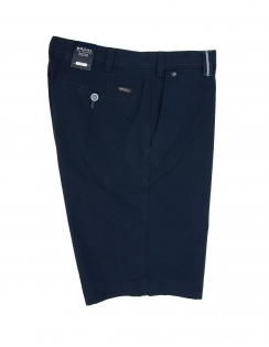 Matt Cotton Shorts - Blue