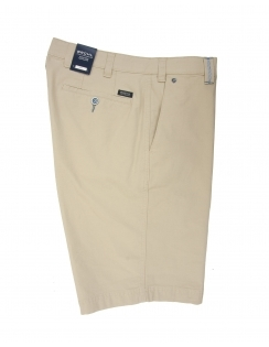 Matt Cotton Shorts - Putty