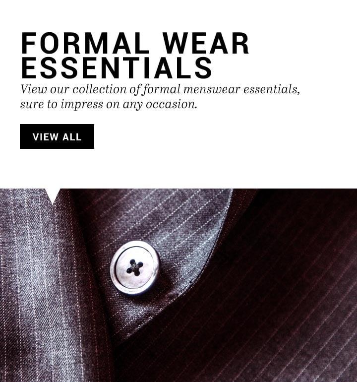 Formal Wear Essentials