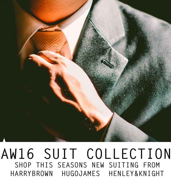 AW16 Suits