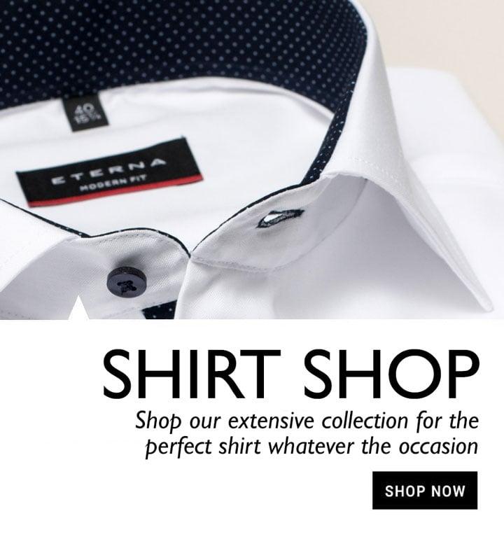 AW17 Formal Shirt