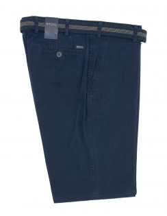 Montana Stretch Cotton Chino - Navy