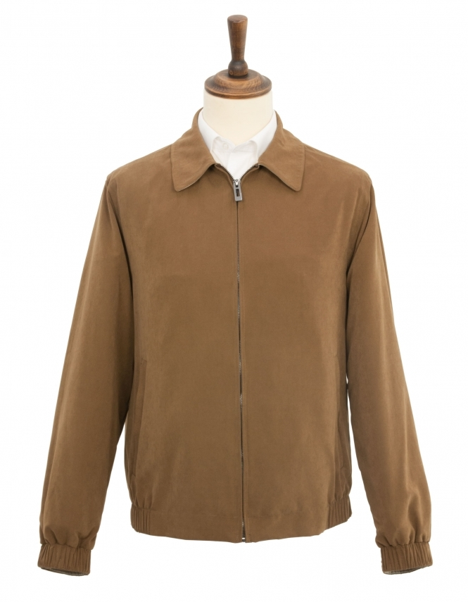 Wellington Murray Casual Jacket - Brown