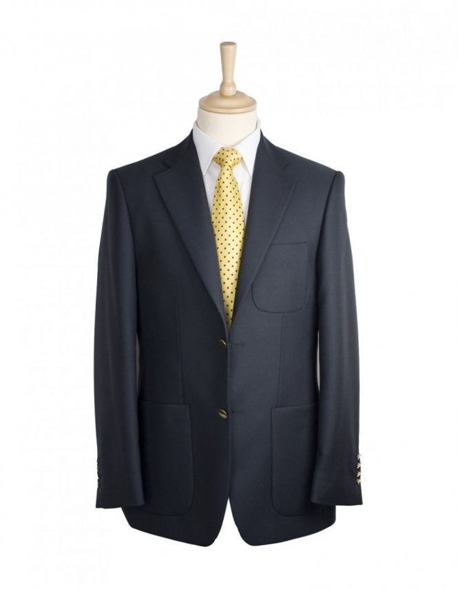 Fields Navy Blazer