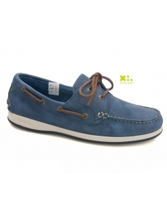 Pacific X LT Deck Shoe - Denim Blue