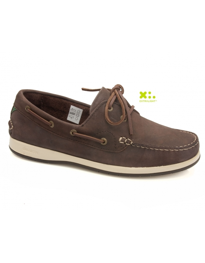 Dubarry Pacific X LT Deck Shoe - Donkey Brown