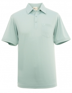 Plain Jersey Shirt - Spearmint