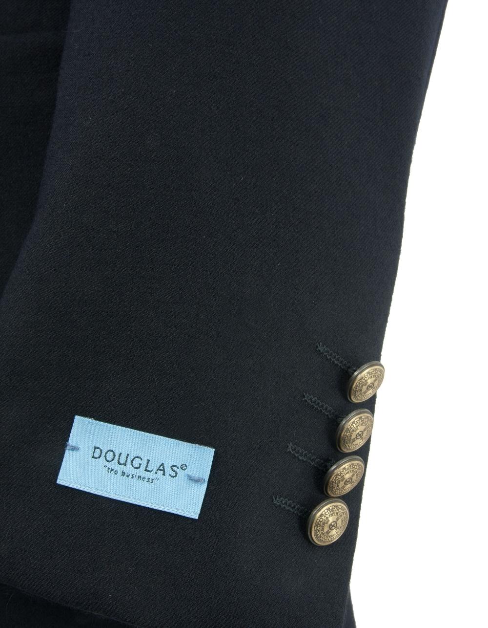 dd2b1f10d Douglas Pure New Wool Blazer - Navy