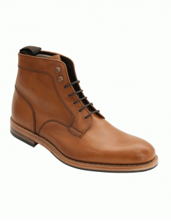 Rookes Derby Boot - Brown