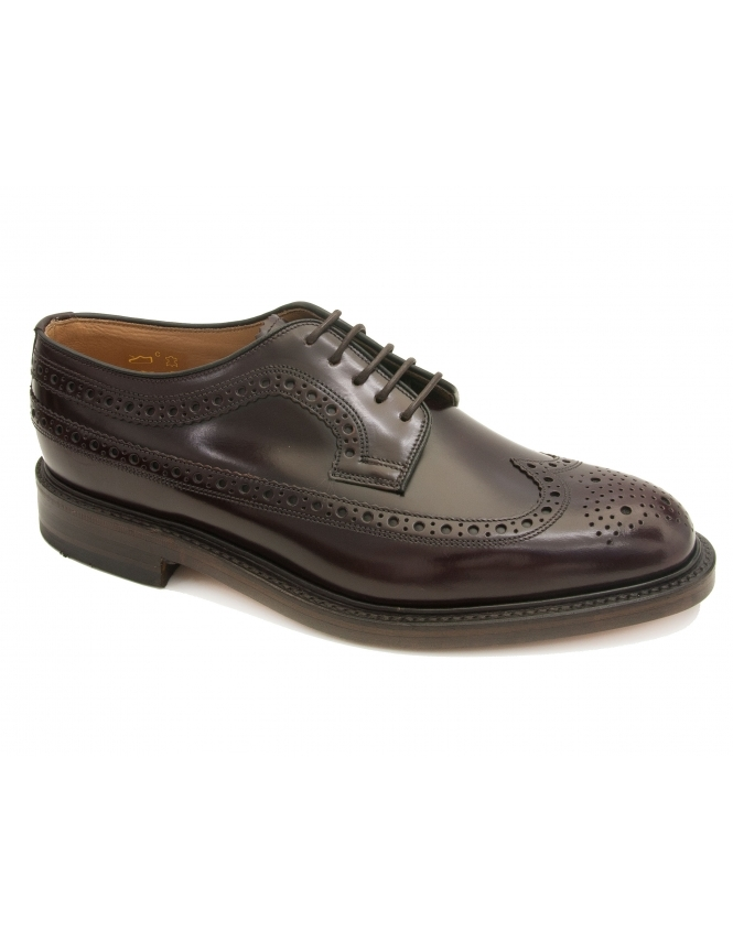 Loake Royal Brogue - Ox Blood