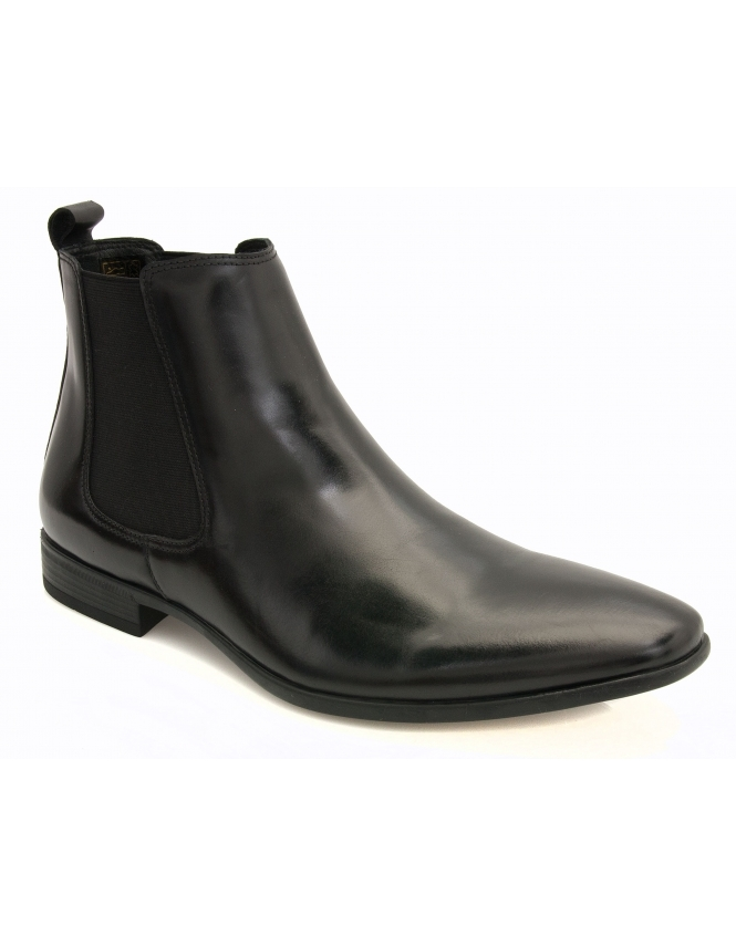 John White Sterling 2 Chelsea Boot - Black
