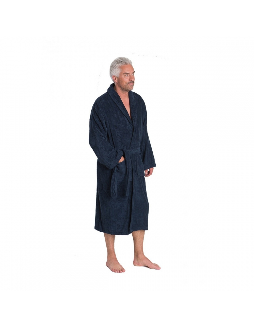 Online shopping from a great selection at Clothing Store. Men Towelling Robe % Cotton Terry Towel Bathrobe Dressing Gown Bath Perfect for Gym Shower Spa Hotel Robe Holiday.