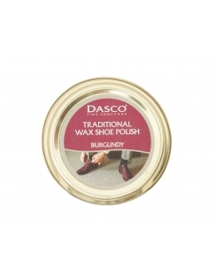 Wax Shoe Polish - Burgundy